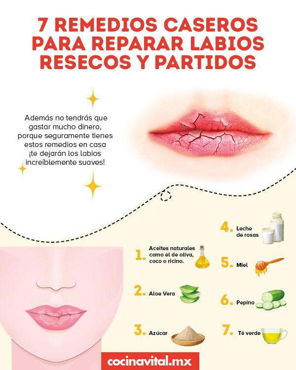 Además que no gastarás mucho dinero… estos remedios caseros, ¡te dejaran los labios increíblemente suaves! ¡Repara los labios resecos y partidos! Papi, Natural Face, Tips Belleza, Herbalife, Diy Beauty, Coco, Lipstick, Advice, Fitness