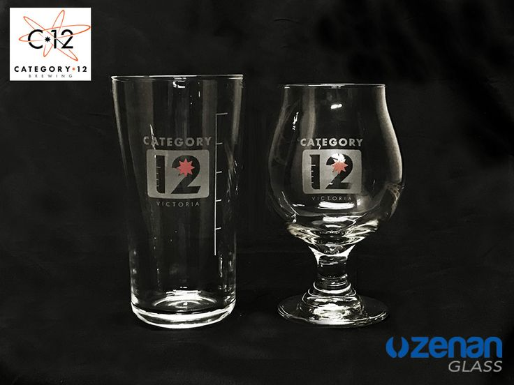 """Feature: Category 12 Brewing @C12beer """"Colossal West Coast & Belgian inspired beers crafted with delirious precision!"""" Congrats on your new fresh hopped release!  Glassware by Zenan Glass"""