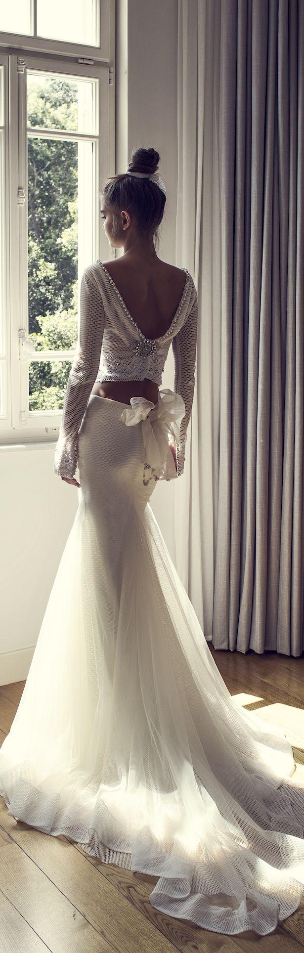 Zahavit Tshuba 2016 Bridal Collection : Mix and Match