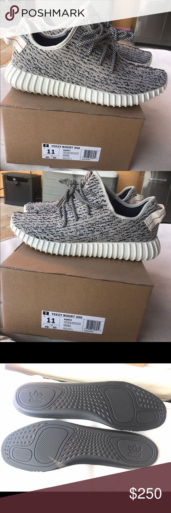 Yeezy Boost 350 Turtle Dove Size 11 brand new , also have size 10 available Adidas Shoes Athletic Shoes
