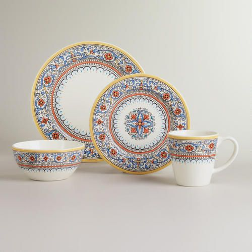Mediterranean Style Dinnerware: Best 25+ Mediterranean Dinnerware Sets Ideas On Pinterest