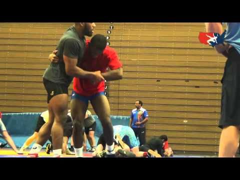 Jordan Burroughs continuing his historic quest for wrestling greatness - YouTube