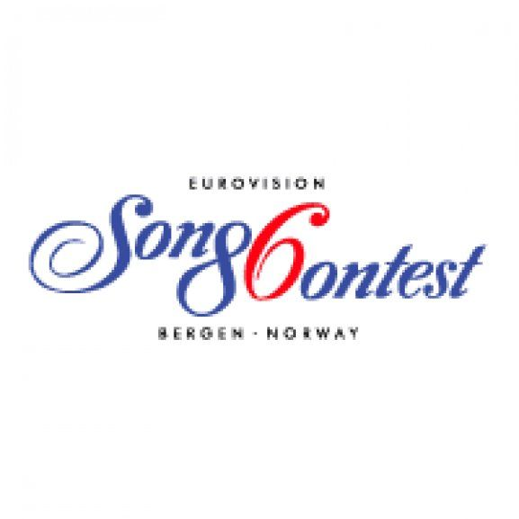 Logo of Eurovision Song Contest 1986