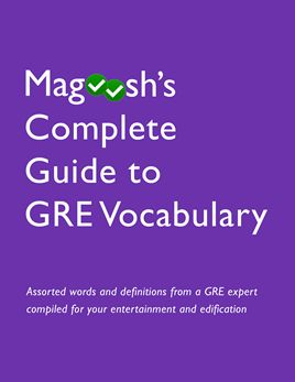 Awesome. Tons of helpful material to prepare for the GRE.