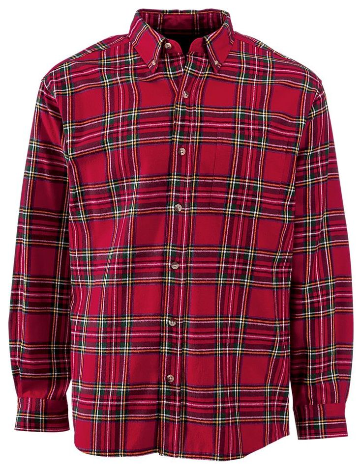 RedHead Ultimate Flannel Shirts for Men | Bass Pro Shops
