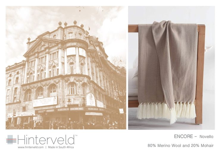 Novello  Encore Range - 80% Wool and 20% Mohair