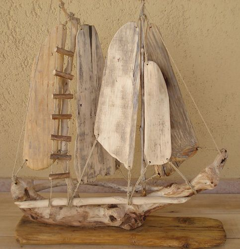 driftwoodart - treibholz by dinapanou, via Flickr