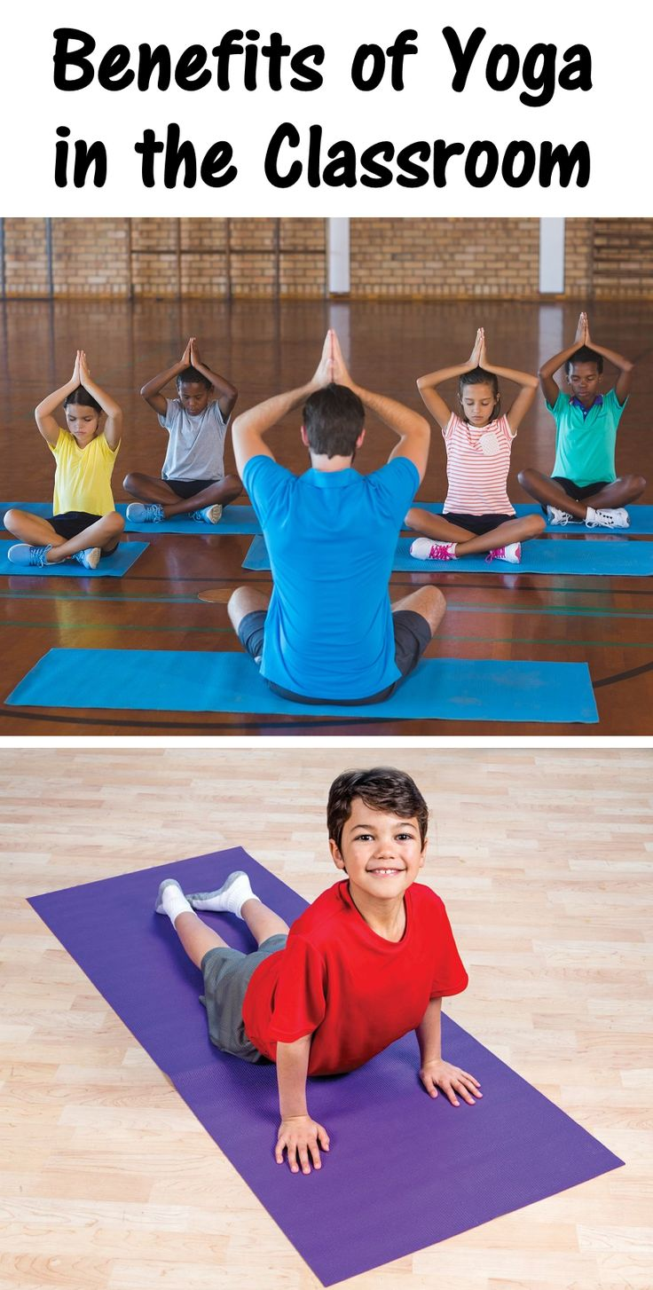 Learn the benefits of incorporating yoga into your classroom routine, and get ideas from one teacher that is currently using yoga in her classroom.