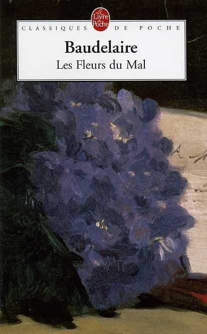 """On ne présente plus le recueil """"les fleurs du mal"""" qui a fait scandale lors de leur publication en 1857 et qui contient de très beaux poèmes comme """"La chevelure"""", """"L'invitation au voyage"""" ..."""