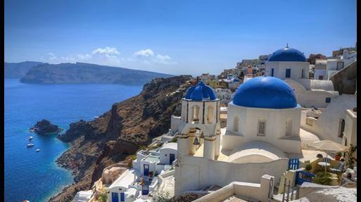 1- Islas de Grecia. (Foto: Flickr)