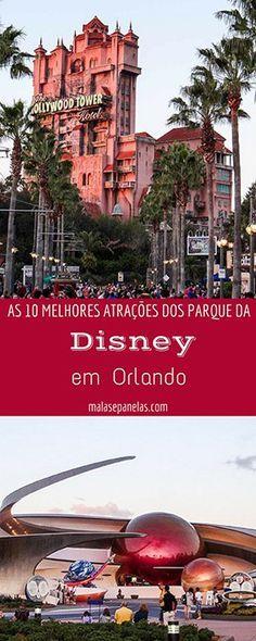 10 melhores atrações da Disney em Orlando | Malas e Panelas