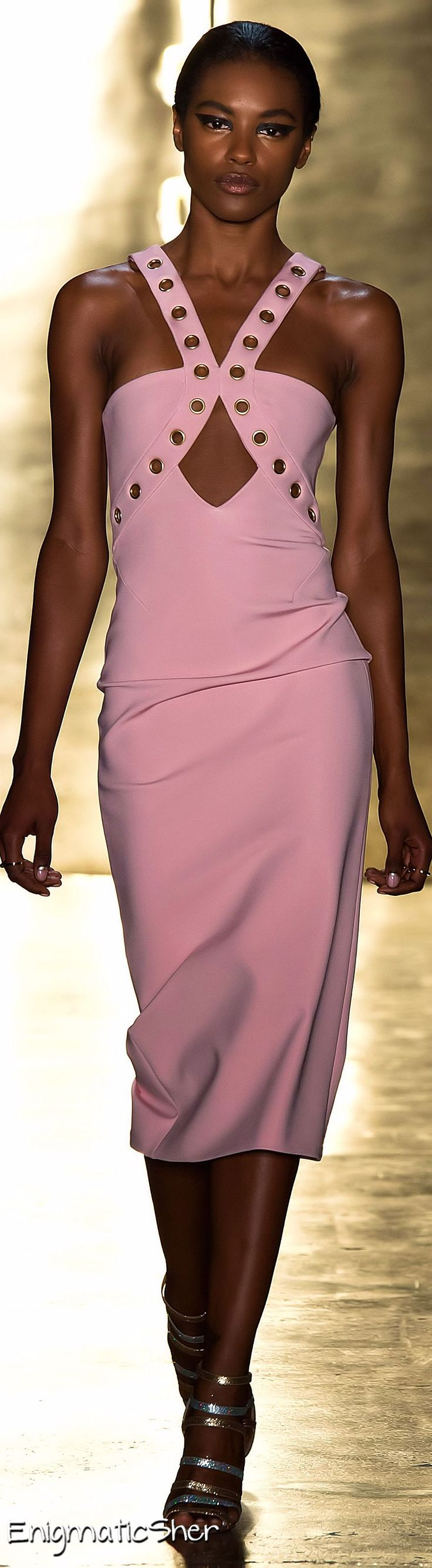 Cushnie et Ochs Spring Summer 2015 Ready-To-Wear