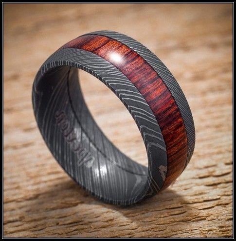 Impressive Mens Wedding Bands Carbon Fiber More Design Http Articleall