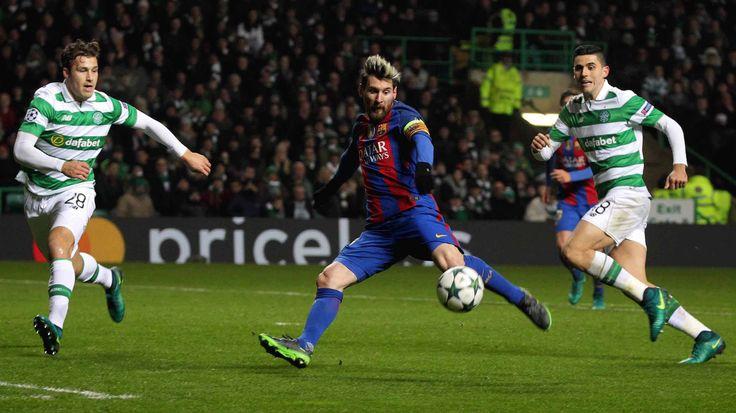 La Pulga tiene a tiro la marca de mejor goleador en la fase de grupos de la Champions en poder de CR7Su espectacular promedio de 9 goles en 4 partidos le permite aspirar al registro absoluto que logró el portugués un año atrásTras su nueva exhibición en el Celtic - Barça (0-2), Leo Messi va lanzado hacia una nueva marca personal que le permitiría arrebatar a Cristiano Ronaldo un nuevo...