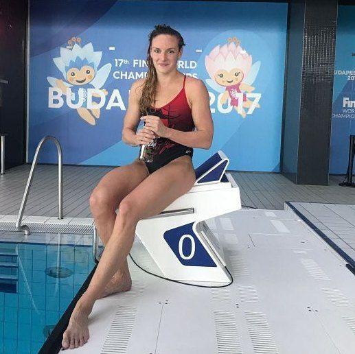 Hosszú Katinka világbajnok! Aranyat szerzett ismét a 200 méteres vegyes úszásban, ezzel megvan a budapesti vizes világbajnokság első magyar aranyérme. Gratulálunk <3