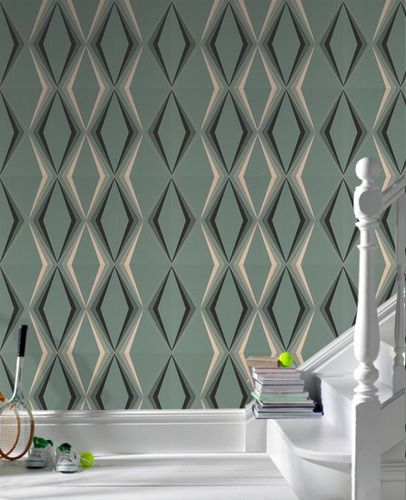 'Deco Diamond Wallpaper by Graham