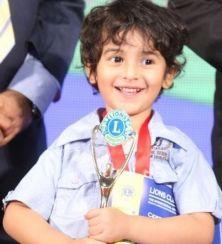 Sonu Nigam's little prince Nevaan Turns 6!.