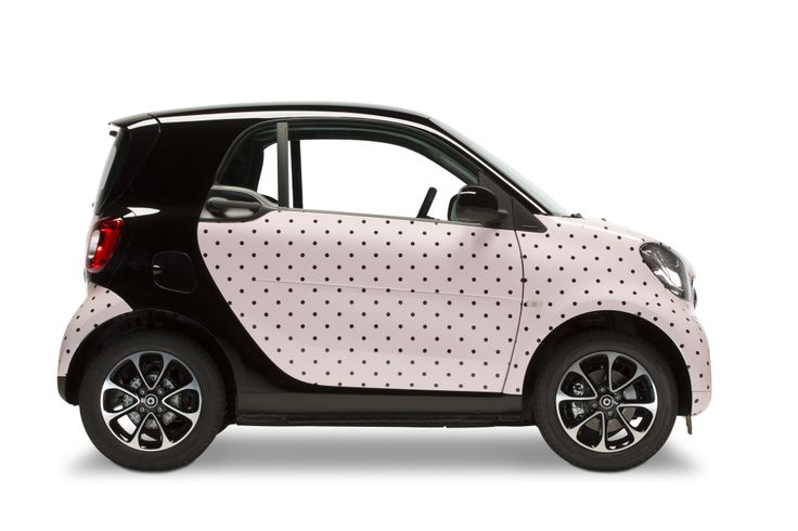 """smart fortwo """"pois"""" by Garage Italia Customs (C453) '04.2016"""