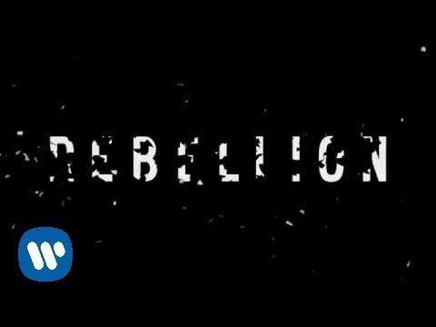 "▶ Linkin Park - ""Rebellion"" (feat. Daron Malakian) [Official Lyric Video] - YouTube"