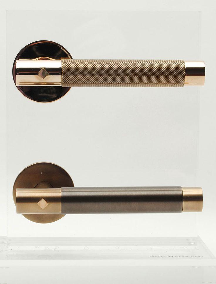 ironmongery | Bespoke Door Handles | Squire and Partners