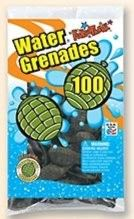 Water Grenades - 100ct. for $4.99 in Camouflage - Party Themes