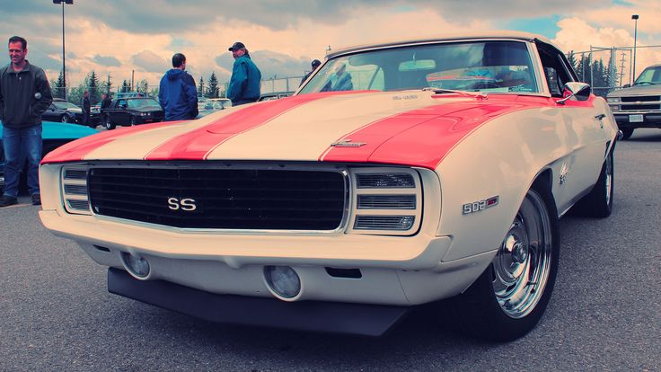 Check Out Some Of The Coolest Chevy Muscle Cars at: http://hot-cars.org/
