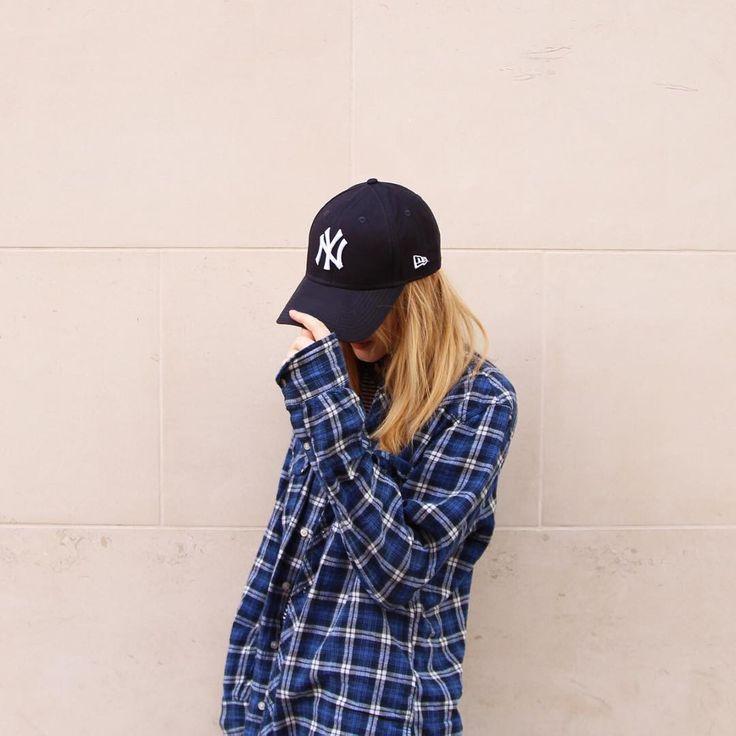 We're bringing back the baseball cap with New Era. #Topshop