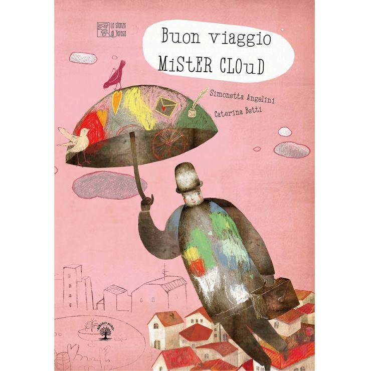 La storia di come con la fantasia, la leggerezza e la bellezza delle piccole cose si possa vincere la tristezza http://www.freebirdbabyshop.com/libri/albero-niro/buon-viaggio-mr-cloud.html