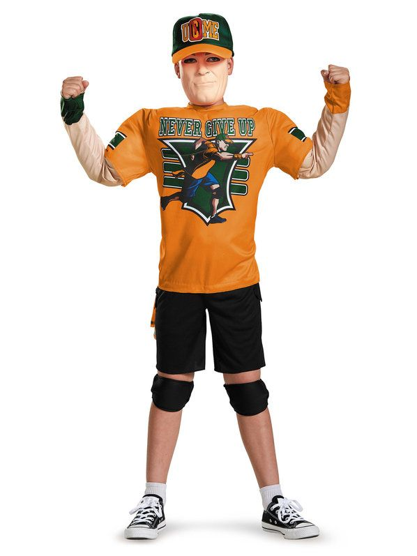 Check out WWE John Cena Boys Classic Muscle Chest Costume - Wholesale TV and…