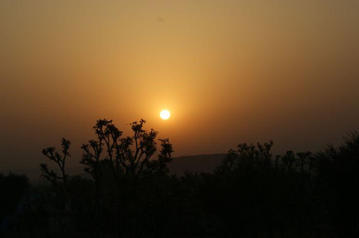 齋浦爾日出 ( Jaipur sunrise )