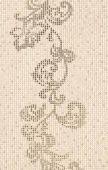 IMPRONTA Le Rable Craie Damasse Plein 34x56cm