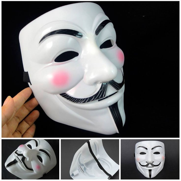 One of the most EPIC masks of our time. The Guy Fawkes mask. Perfect for parties, protest, or any November 5th event. Get yours FREE ($0.00) just pay shipping.