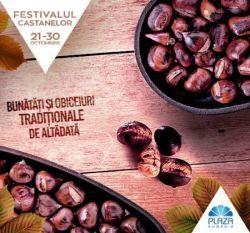 Hai si tu la primul Festival al Castanelor din Bucuresti!