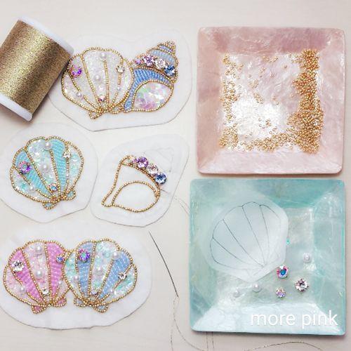 シェルトレイ☆   more pink blog♥