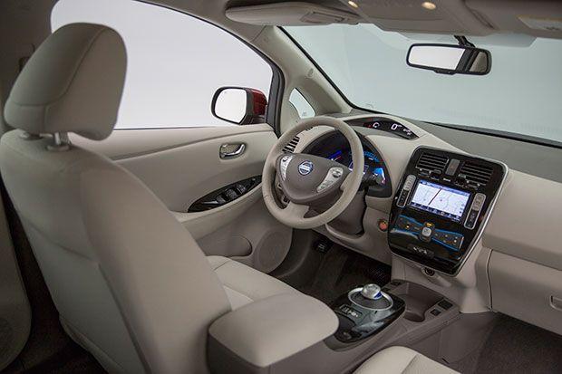 The Nissan Leaf | PluginCars.com