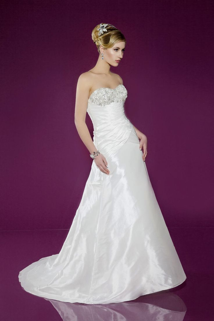 20 best Wedding Dresses images on Pinterest | Short wedding gowns ...