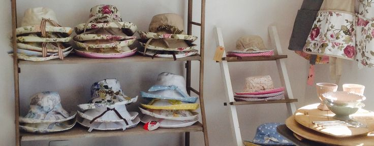 Cinnamon Hats are made by the women of Prince Albert, in the Western Cape SA