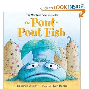 The Pout-Pout Fish (Pout-Pout Fish Board Books): Deborah Diesen, Daniel X. Hanna: 9780374360979: Amazon.com: Books