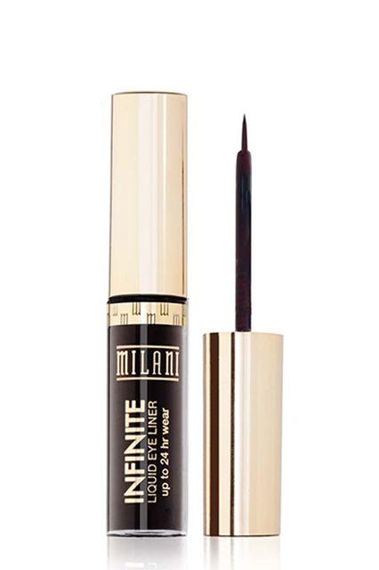 Milani Cosmetics Infinite Liquid Eye Liner, $7.99 USD Or NYX cosmetics liquid liner also cheap and on the list.
