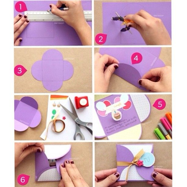 Quick and Easy! #diy #easy #crafty #craft #howto #tutorial #homemade #instagood #instadaily #follow #followme #followback #doityourself #project #cool #instalike #instafollow #comment #creative #creativity #quick #gift #cute #beautiful #paper - @craftytutorial- #webstagram