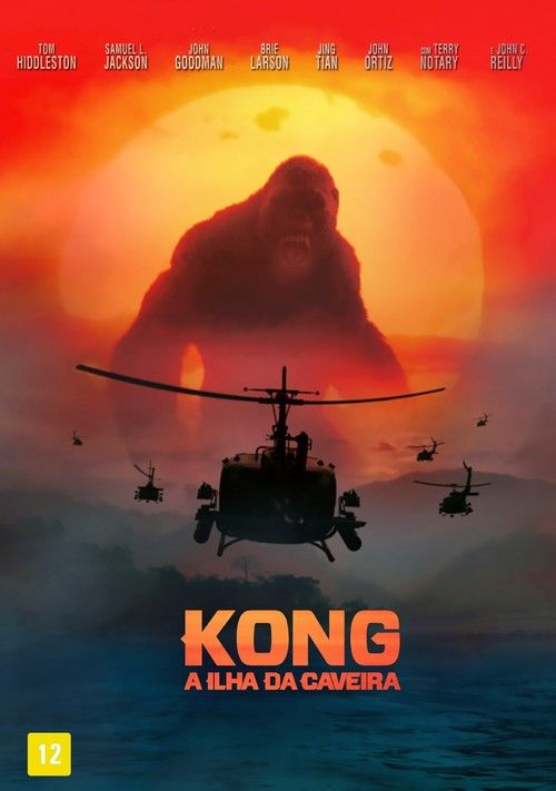 Kong: Skull Island (2017) Full Movie Streaming HD
