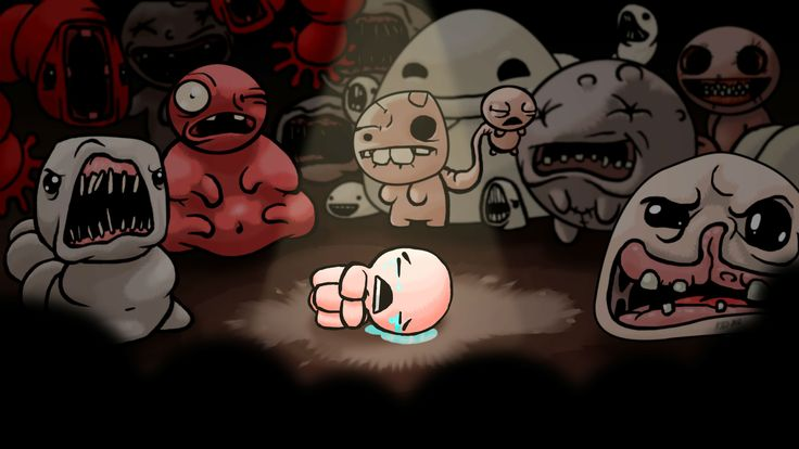 Binding of Isaac creator teases a possible amiibo: Edmund McMillen is a pretty smart guy, so this Binding of Isaacamiibo tease could…