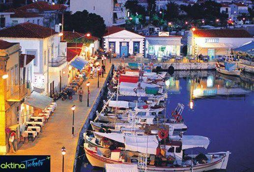 """Το όγδοο μεγαλύτερο νησί της Ελλάδας,η Λήμνος ή """"Ανεμόεσσα"""",με έκταση 476 τ.χλμ και τέταρτο σε μήκος ακτών,βρίσκεται στο Αιγαίο, ανάμεσα στο Άγιον Όρος,τη Σαμοθράκη,την Ίμβρο και τη Λέσβο.Το κύριο λιμάνι,Μύρινα είναι και η πρωτεύουσα του νησιού και πήρε το όνομα της γυναίκας του πρώτου βασιλιά νησιού,του Θόαντα.►Αερ/κά http://tinyurl.com/nynab48 ►Διαμονή: http://tinyurl.com/nta34et"""