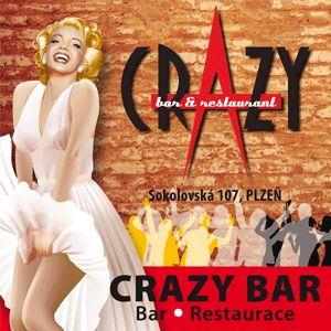 Crazy bar image ano také prezentaci provádí portál plzen.cz. Chcete být také viděd - to je náš cíl. Volejte redakci.