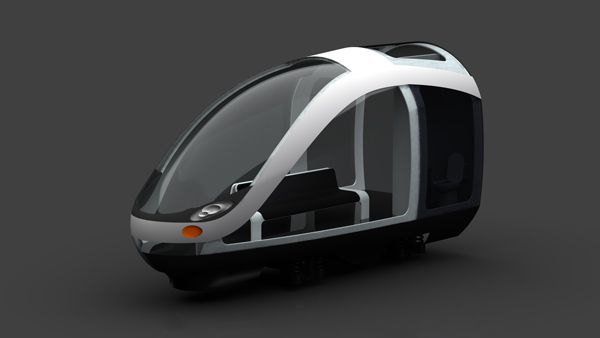 Auto Train Concept by Marco Gallegos