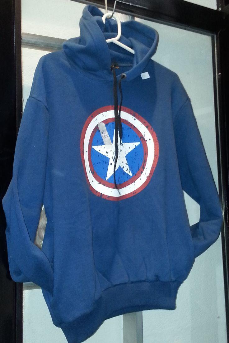 Canguro Capitán América