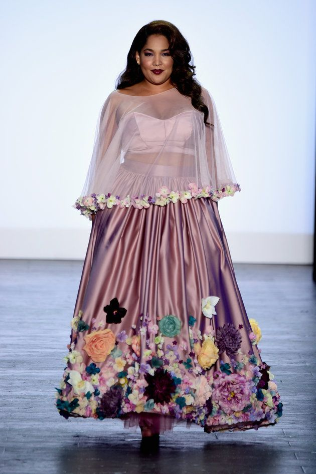 A Plus Size Designer Wins Project Runway