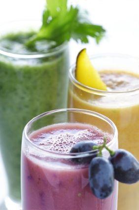 ... juice. Approx 177 calories, high fiber, antioxidant rich. Found on