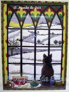 Invierno desde la ventana