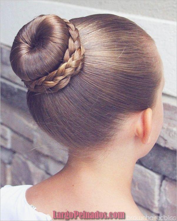 42 Peinados Rápidos Y Fáciles Para Niñas De La Escuela Fashion Insider Peinados Poco Cabello Peinados Rápidos Peinados De Bailarinas